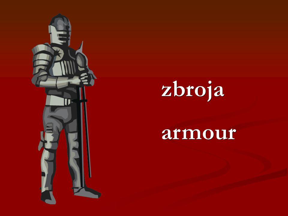 zbroja armour