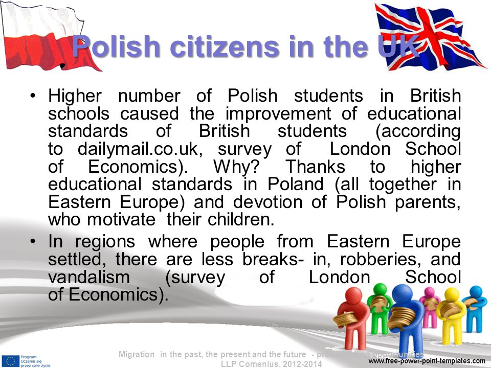 People of Polish origin are ther second biggest minority in Germany, right after the Turks.