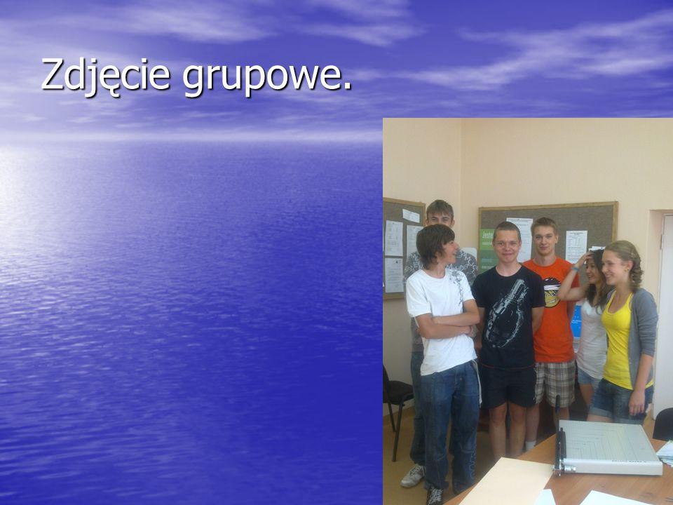 Zdjęcie grupowe.