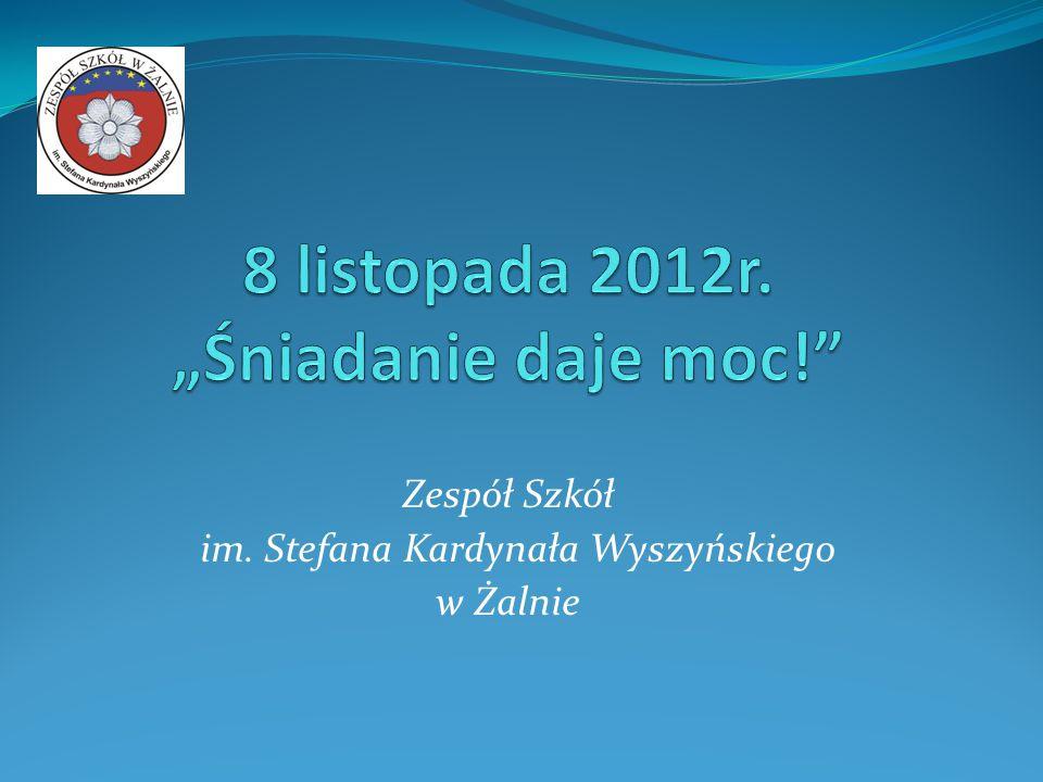 Zespół Szkół im. Stefana Kardynała Wyszyńskiego w Żalnie