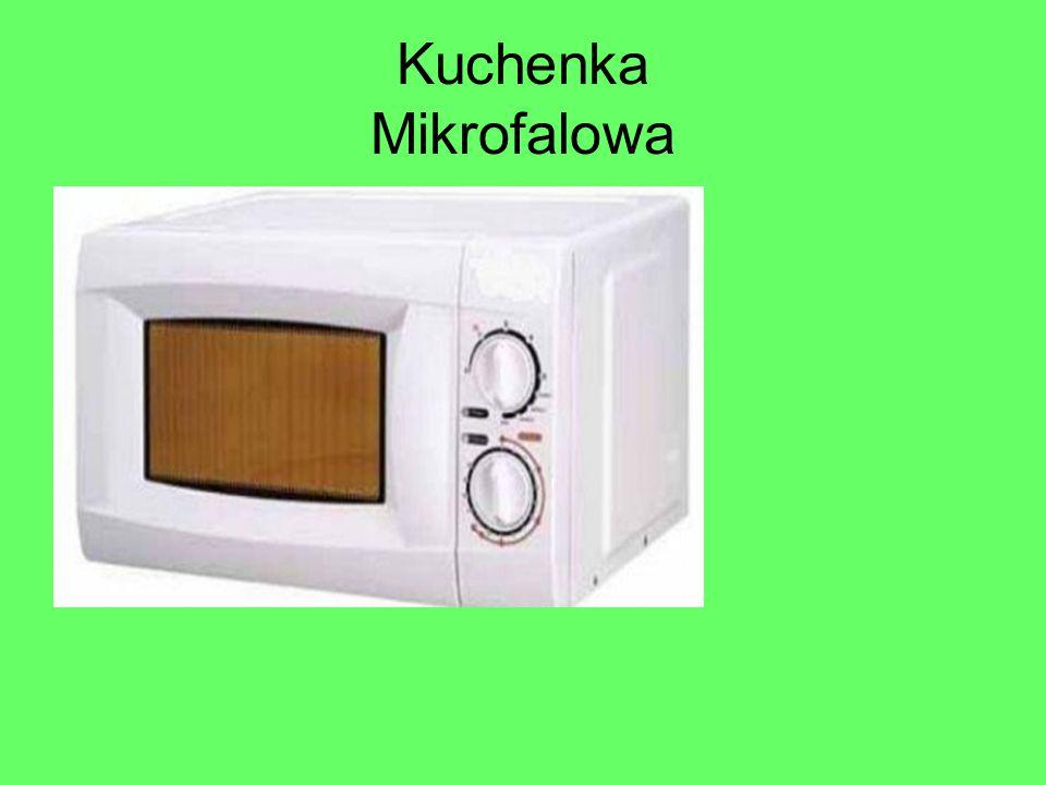 Powstanie kuchenki mikrofalowej Pierwsza kuchenka powstała w 1947 roku.