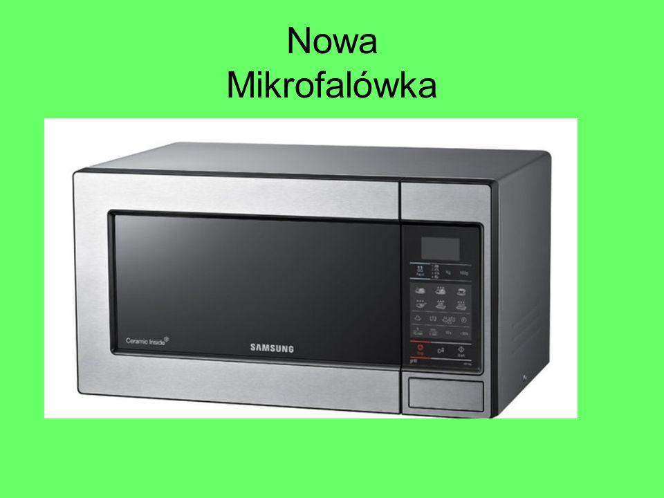 Opis Nowoczesnej Mikrofali Nowoczesne mikrofal zużywa mało prądu posiłki grzeją się szybko ma dużo funkcji zajmuje mało miejsca