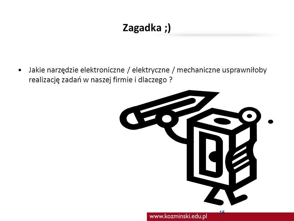 III. Idea systemu zarządzania przez cele