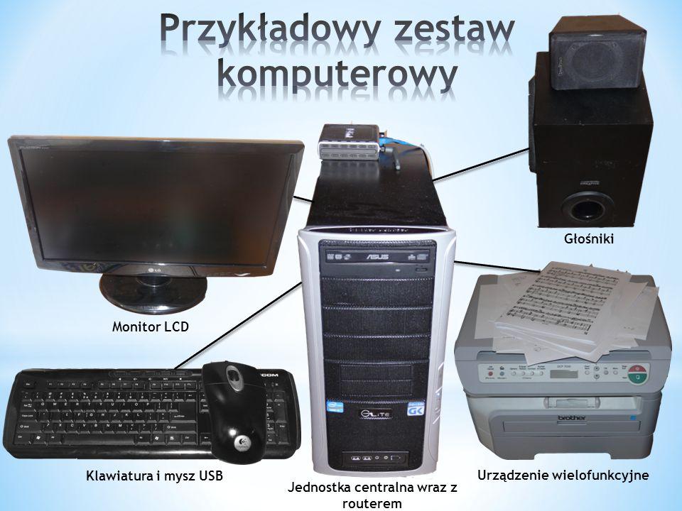 Grupa komputerów lub urządzeń (np.
