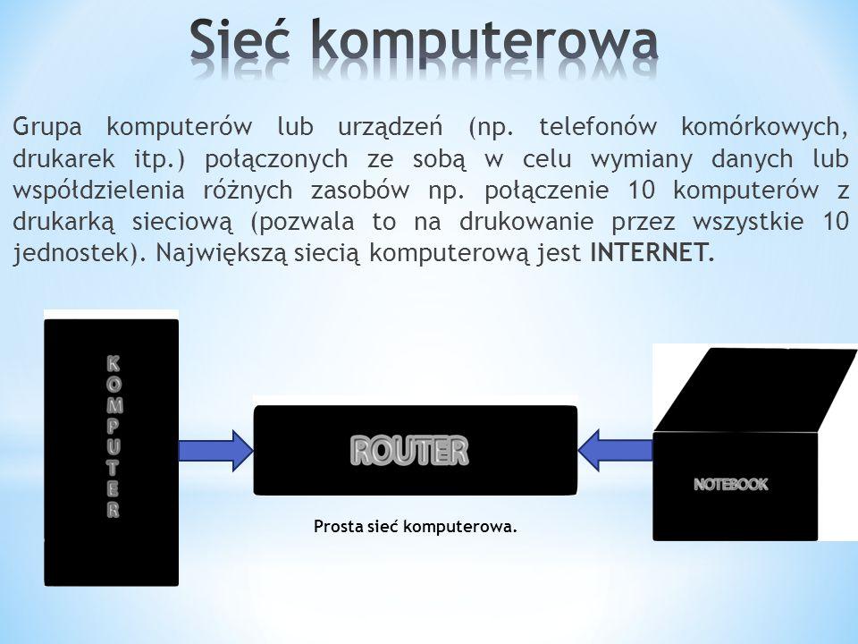 Jest to program służący do pobierania, interpretowania, oraz wyświetlania danych.