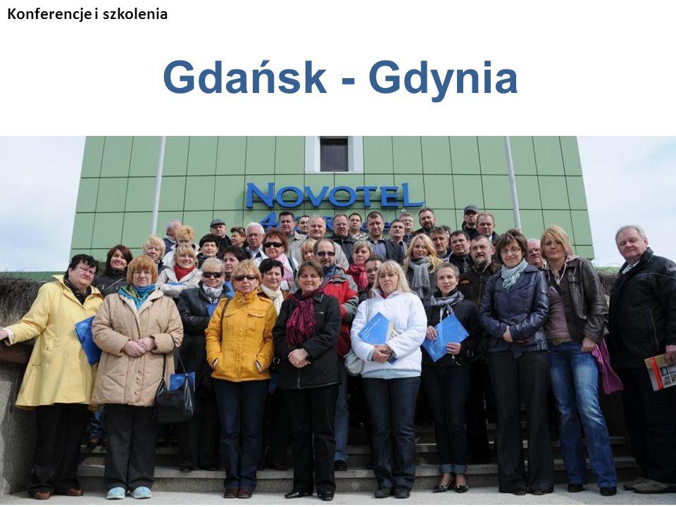 Gdańsk - Gdynia Konferencje i szkolenia