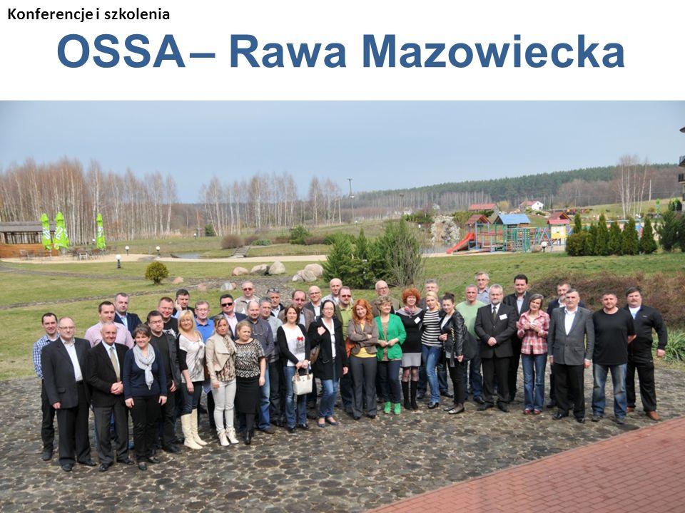 OSSA – Rawa Mazowiecka Konferencje i szkolenia