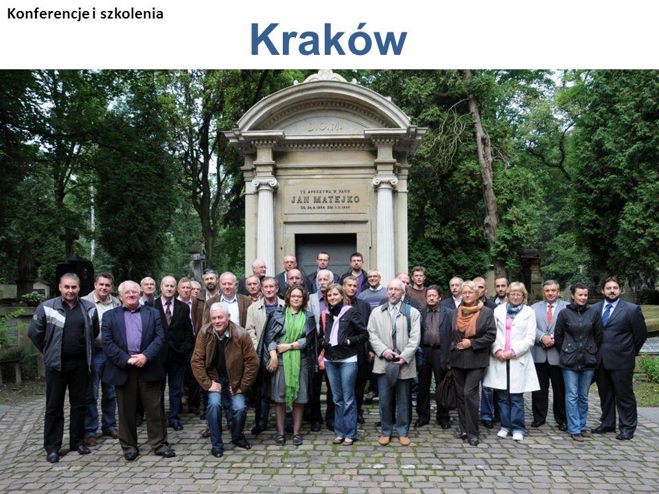 Kraków Konferencje i szkolenia