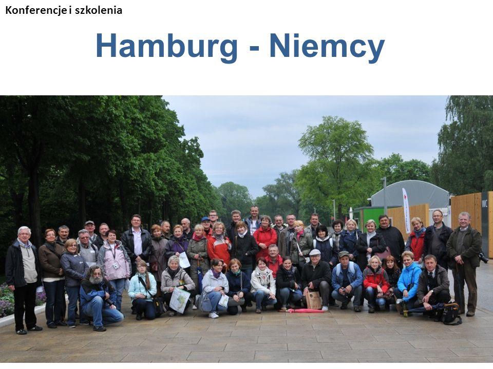 Hamburg - Niemcy Konferencje i szkolenia