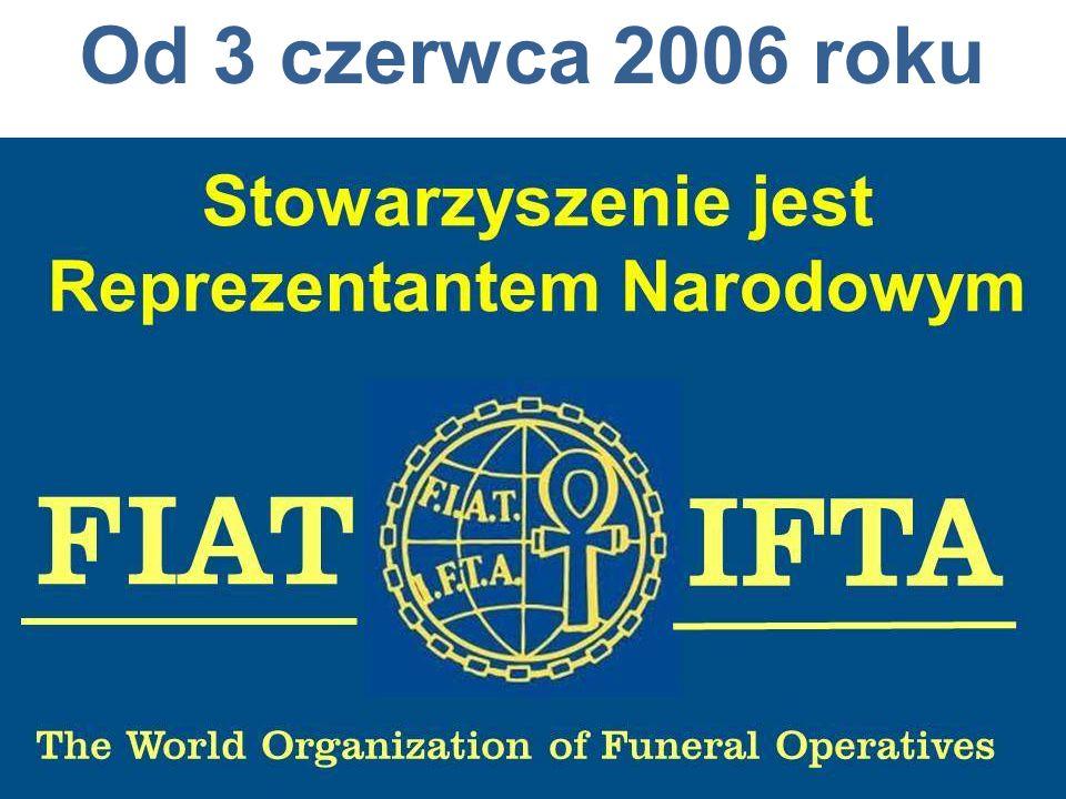W dniu 30 maja 2014 roku podczas Światowej Konwencji FIAT-IFTA w Dusseldorfie odbywającej się w trakcie Targów Pogrzebowych BEFA 2014, Marek Cichewicz wiceprezes Polskiego Stowarzyszenia Pogrzebowego, został wybrany na stanowisko Wiceprezydenta FIAT- IFTA i będzie odpowiedzialny za sprawy międzynarodowych przewozów zwłok.