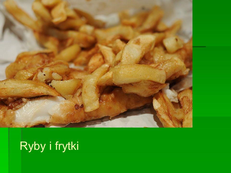 Ryby i frytki