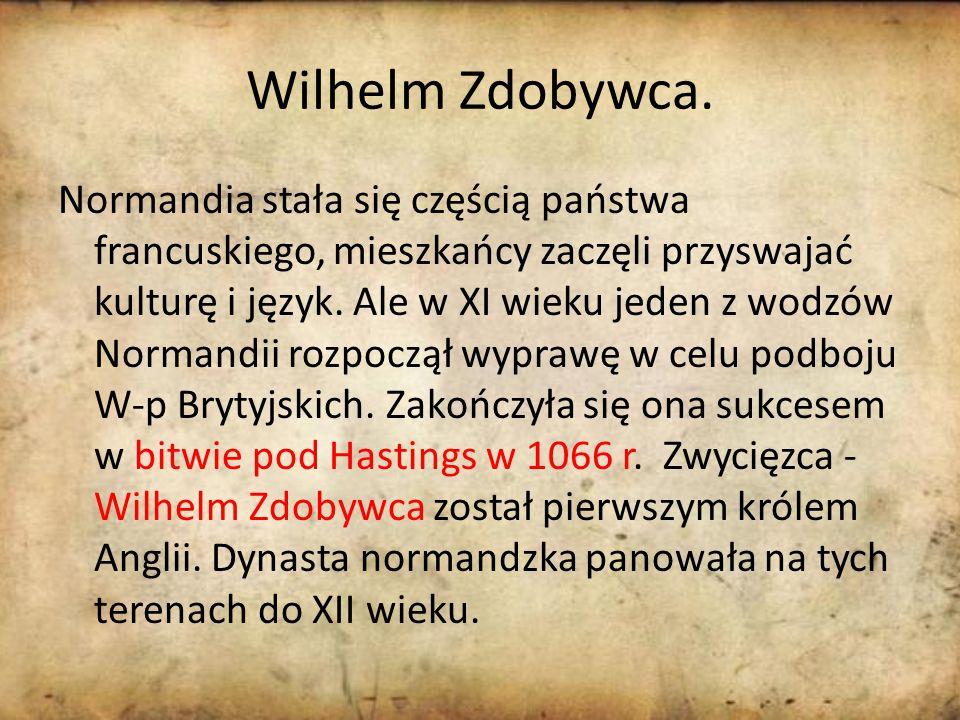 Wilhelm Zdobywca.