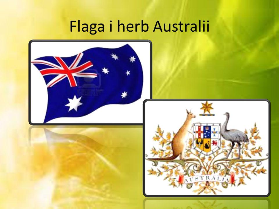 Flaga i herb Australii