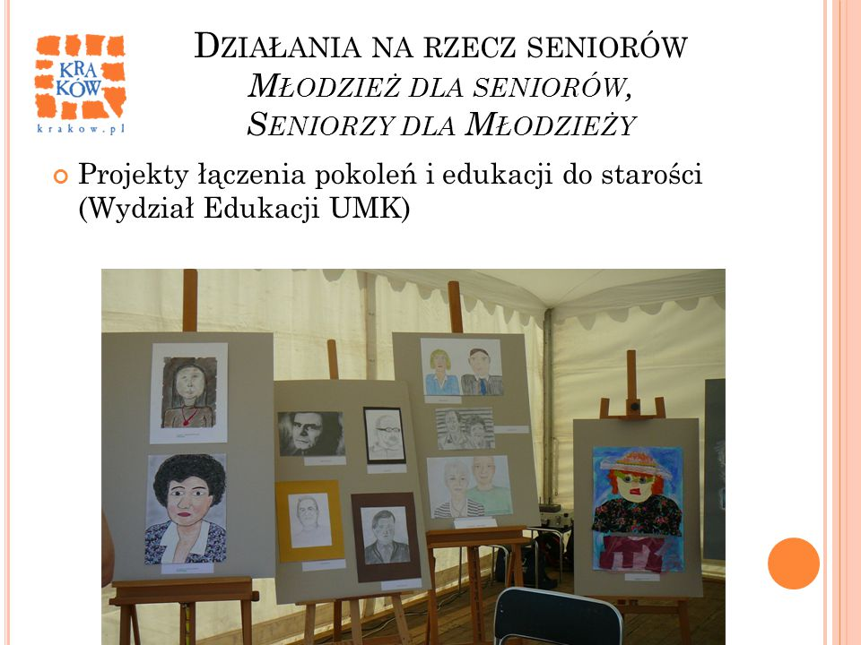 D ZIĘKUJĘ ZA UWAGĘ e-mail: anna.okonska-walkowicz@um.krakow.pl
