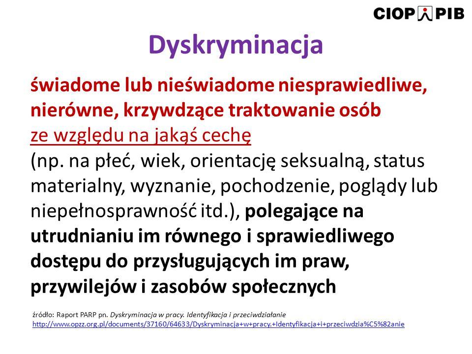 W warunkach polskich jednoznaczny stosunek państwa, a także wskazanie dla praktycznych działań zawiera Karta Praw Osób Niepełnosprawnych Stanowi ona między innymi, że osoby niepełnosprawne mają prawo do pracy na otwartym rynku pracy zgodnie z kwalifikacjami, wykształceniem i możliwościami oraz korzystania z doradztwa zawodowego i pośrednictwa, a gdy niepełnosprawność i stan zdrowia tego wymaga – prawo do pracy w warunkach dostosowanych do potrzeb niepełnosprawnych Karta Praw Osób Niepełnosprawnych