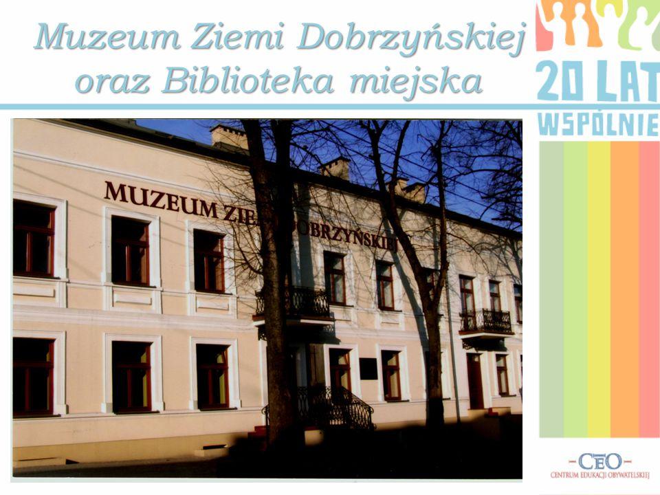 Muzeum Ziemi Dobrzyńskiej oraz Biblioteka miejska Zdjęcia ze zbioru MZD w Rypinie