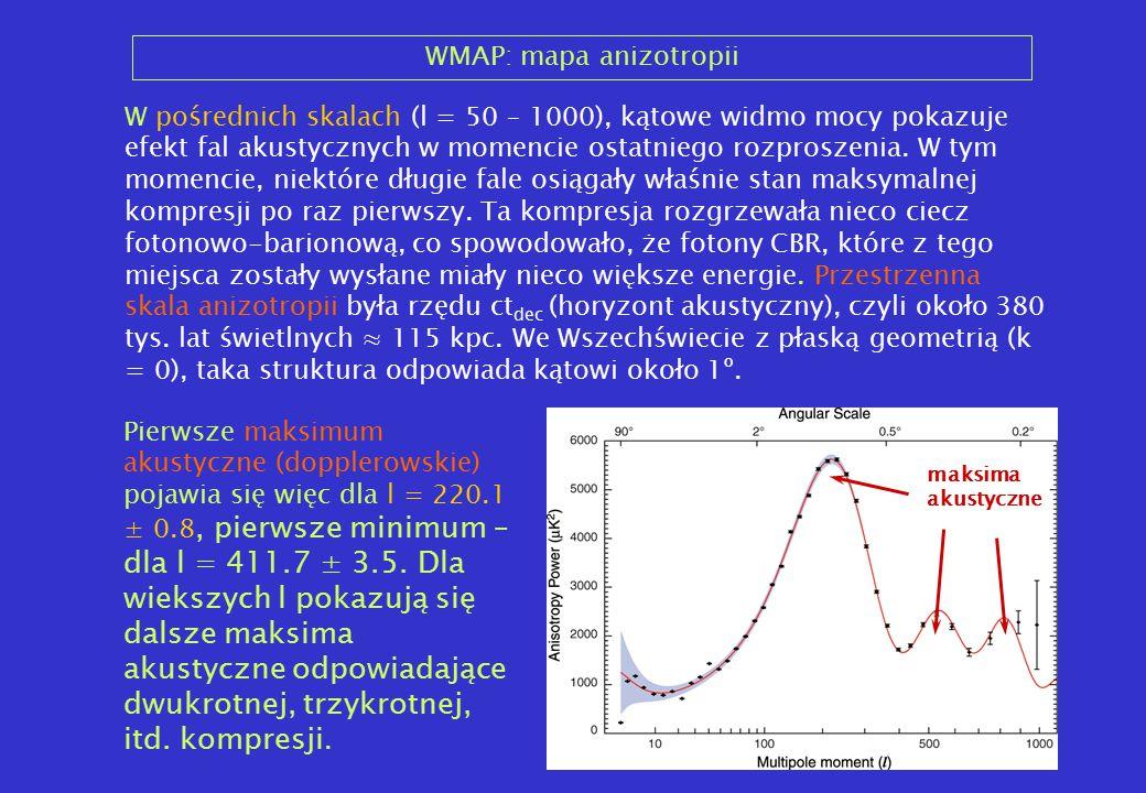 Intepretacja Zakłada się ogólnie, że fluktuacje gęstości obecne we wczesnym Wszechświecie, a będące następstwem procesów kwantowych, zostały powiększo