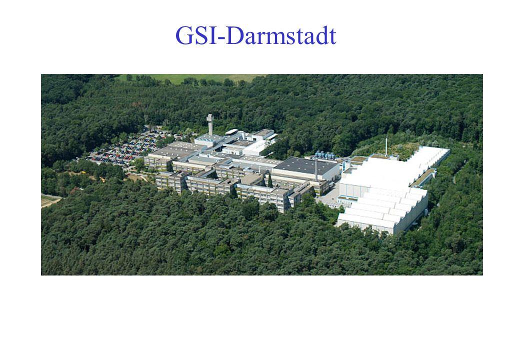 Akcelaratory GSI/ Bevelac AGSSPSRHIC ( collider!) Tevatron (collider) (LEP) LHC (collider) E Kin /A [GeV] 210-1540-20010010002700 [GeV] 2.74.58.8-19.4