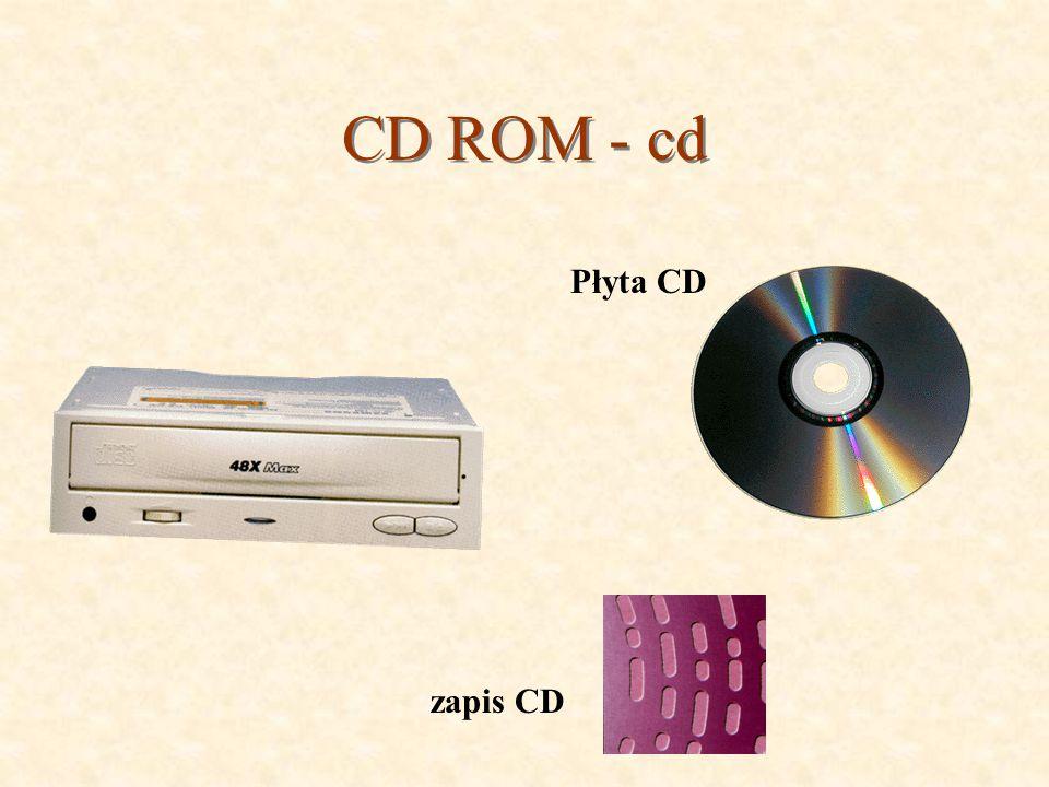 CD ROM - cd zapis CD Płyta CD