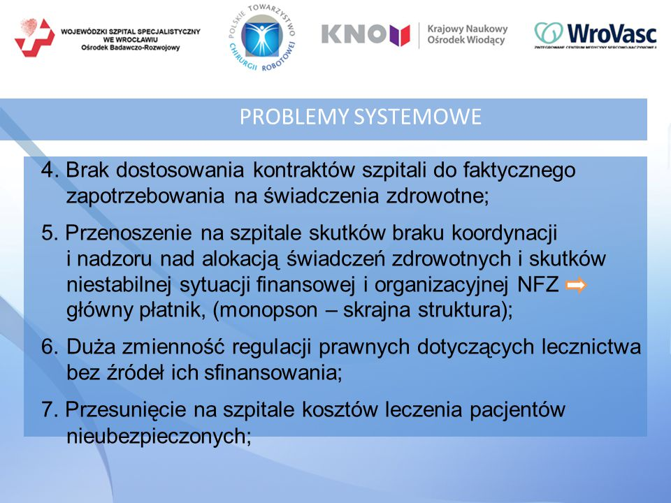 PROBLEMY SYSTEMOWE 4.