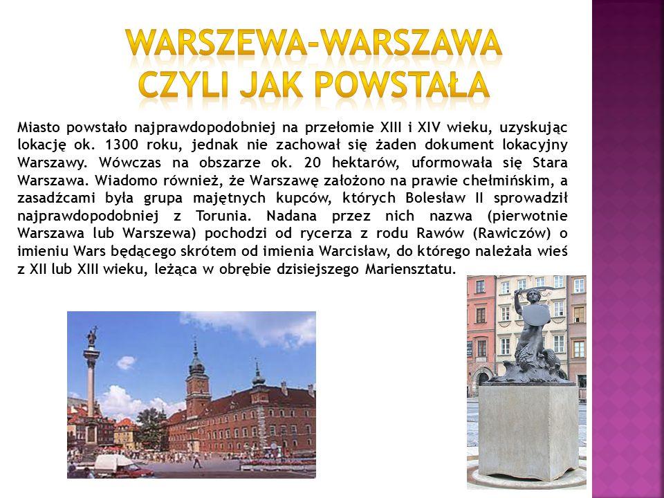 Lechoń Jan Kiedy śnieg cicho prószył zimową pogodą I smutnie nad dachami gasło słońce krwawe, Z pomnika wzniesionego za najeźdźcy zgodą, Mickiewicz zamyślony patrzał na Warszawę.