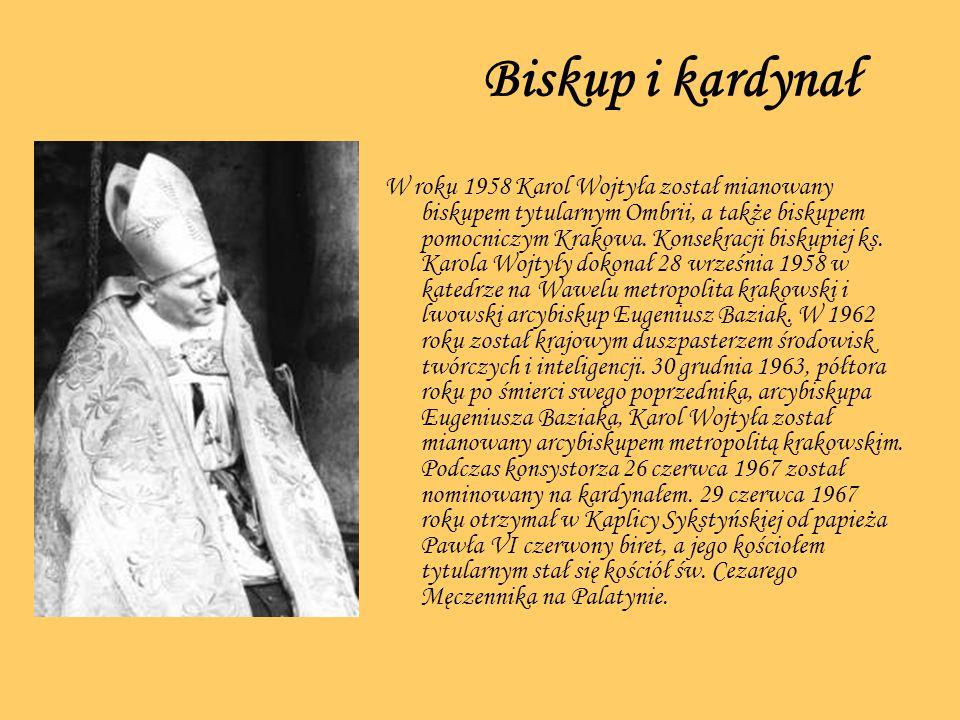 Papież - polak 16 X 1978 r.
