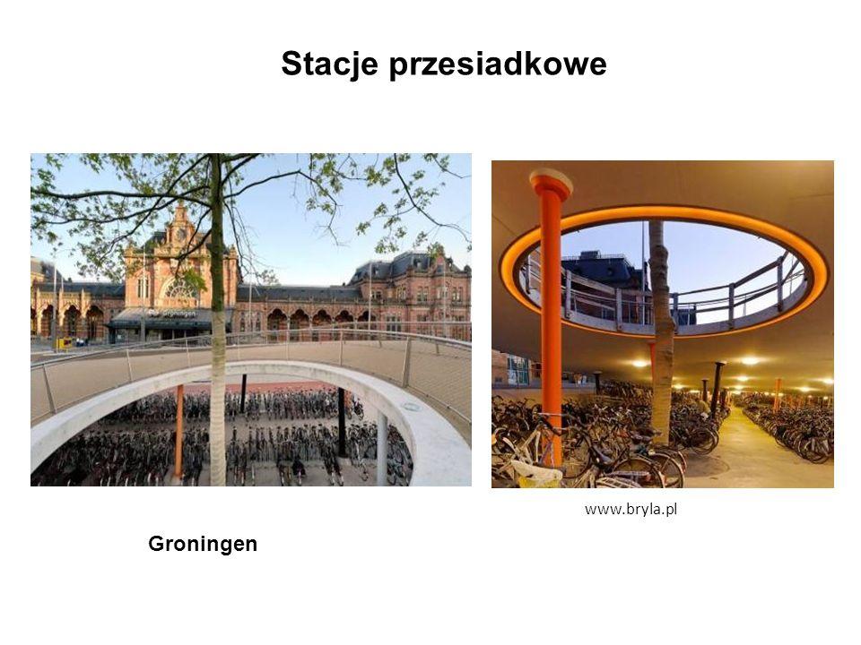Stacje przesiadkowe www.bryla.pl Groningen