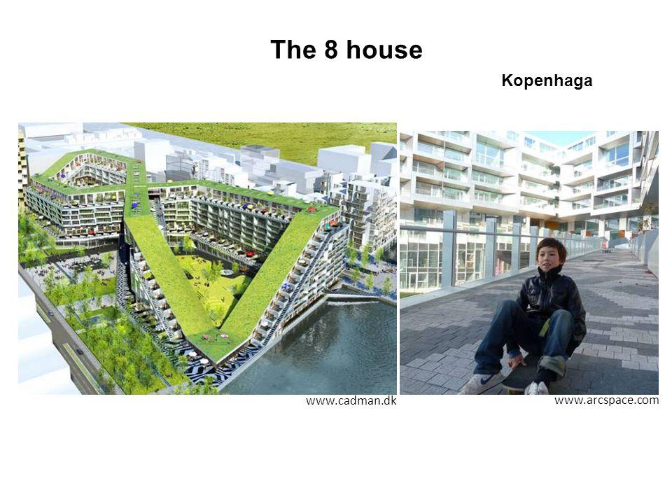 The 8 house www.cadman.dk www.arcspace.com Kopenhaga