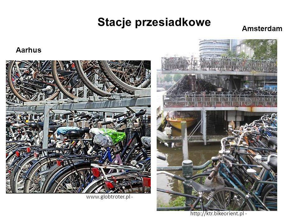 Stacje przesiadkowe www.globtroter.pl - http://ktr.bikeorient.pl - Aarhus Amsterdam