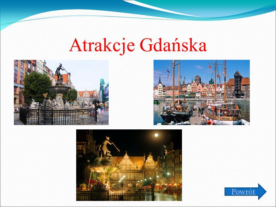 Atrakcje Gdańska Powrót
