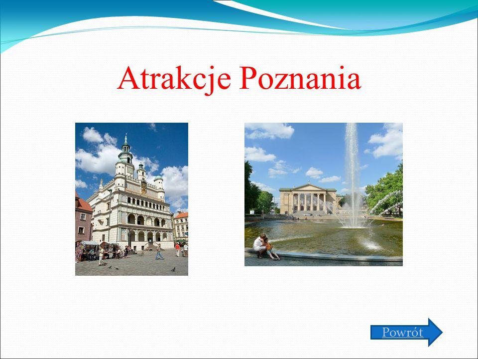 Atrakcje Poznania Powrót
