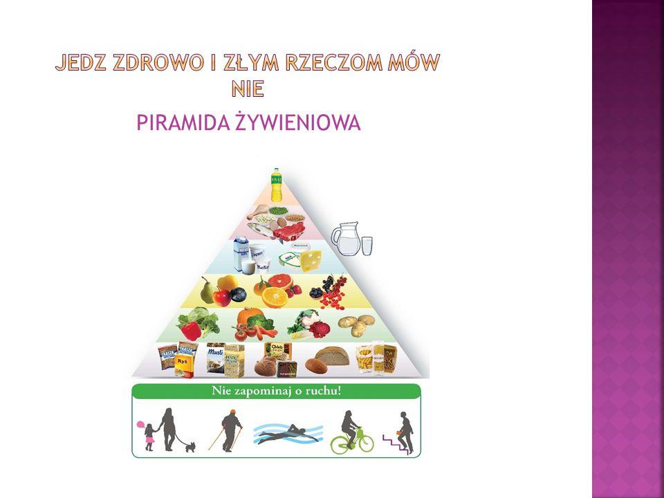 Ważną zasadą zbilansowanej diety jest regularność jadania posiłków.