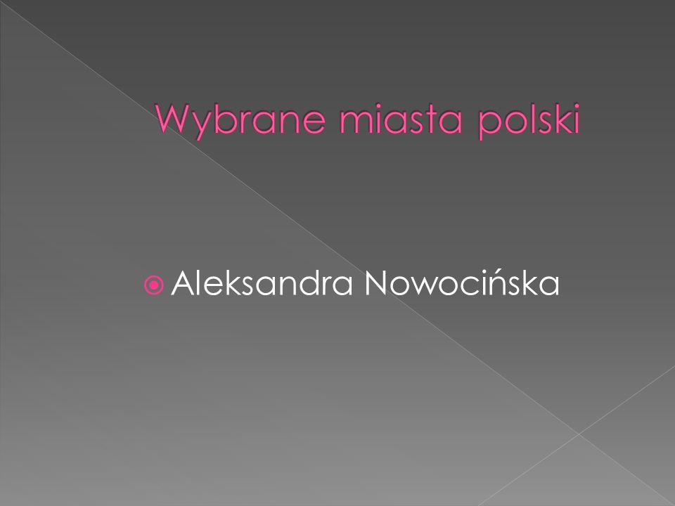 Aleksandra Nowocińska