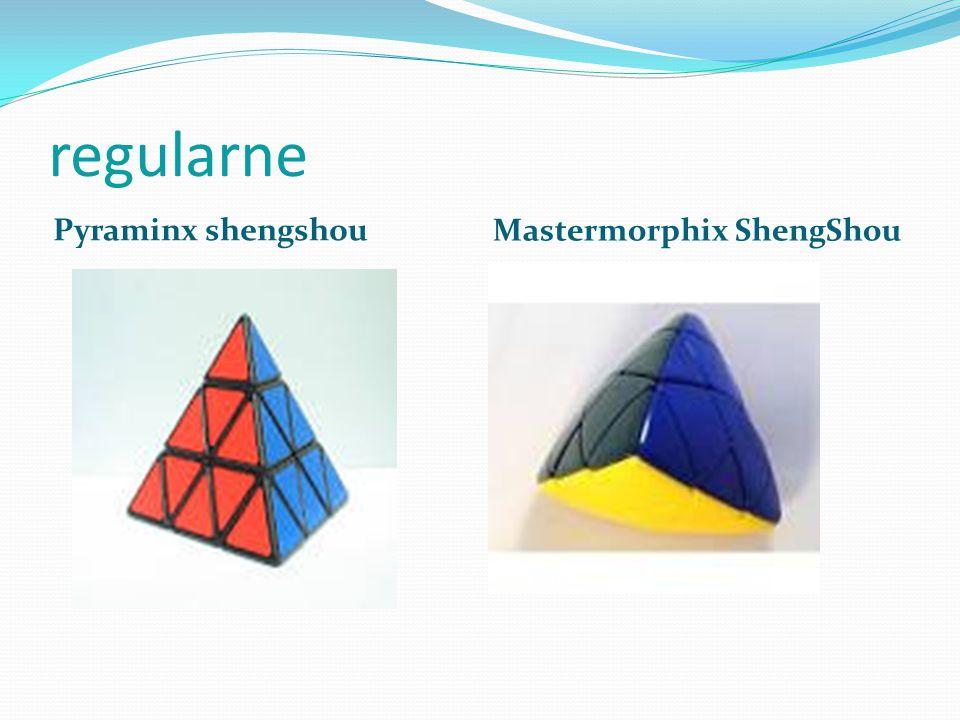 regularne 5x5x5 ShengShou 9x9x9 ShenShou