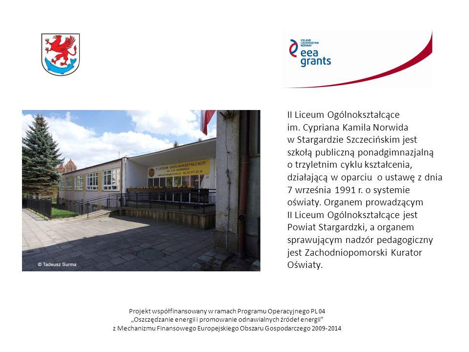 II Liceum Ogólnokształcące im.