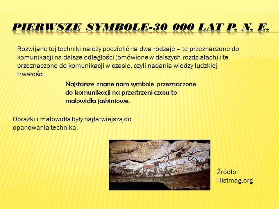 10 000 p.n.e – Petroglify Petroglify, pojawiły się dopiero w okresie neolitu (10-9 tys.