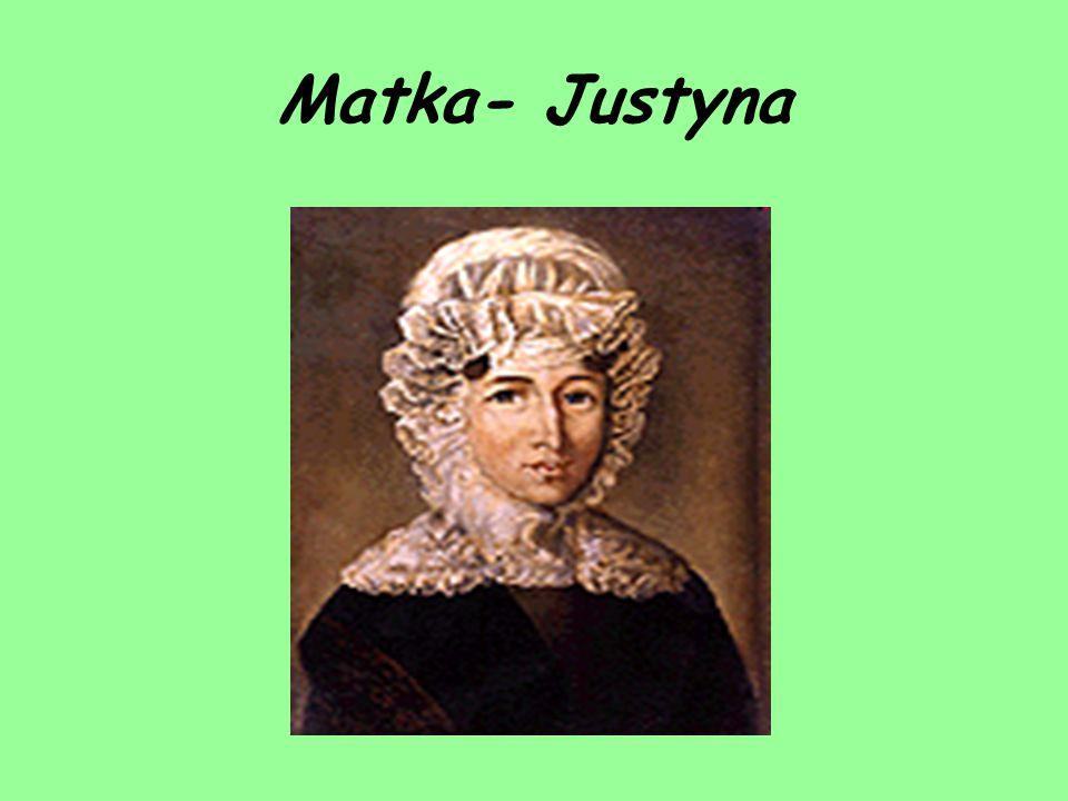 Matka- Justyna