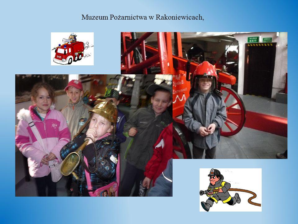 Muzeum Pożarnictwa w Rakoniewicach,