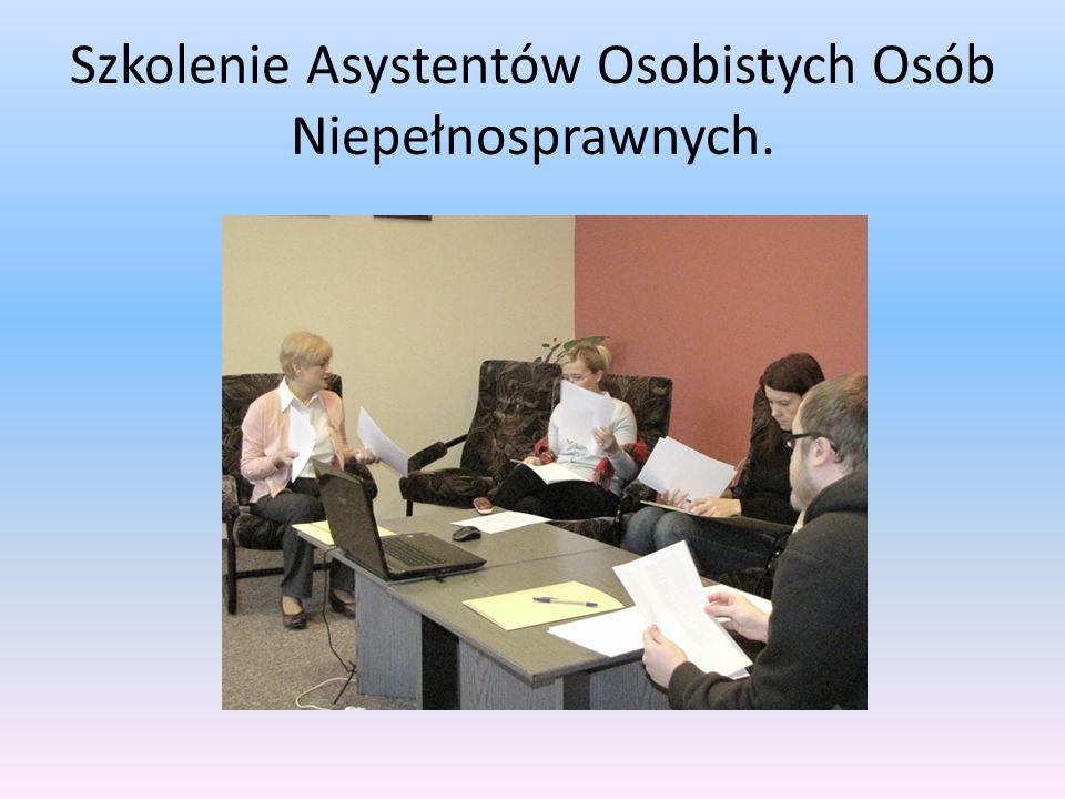 """Projekt """"Aktywizacja społeczna i zawodowa osób niepełnosprawnych II"""