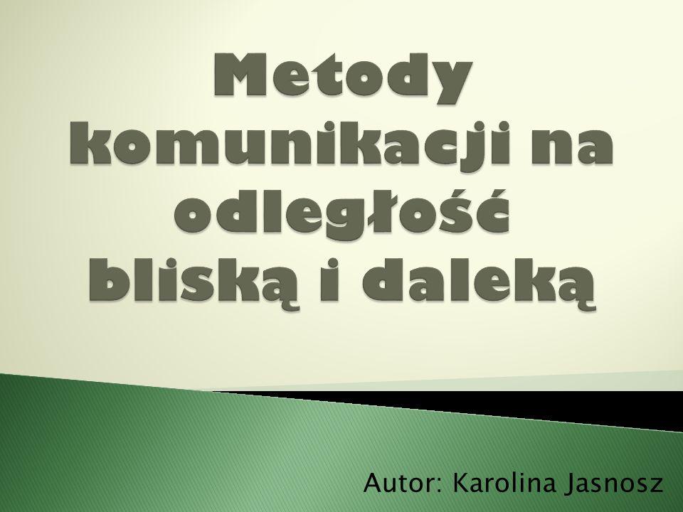Autor: Karolina Jasnosz