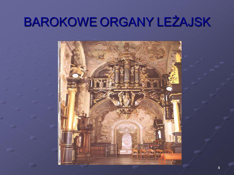 5 W muzyce okres baroku spinają dwa wspaniałe artystyczne dokonania.