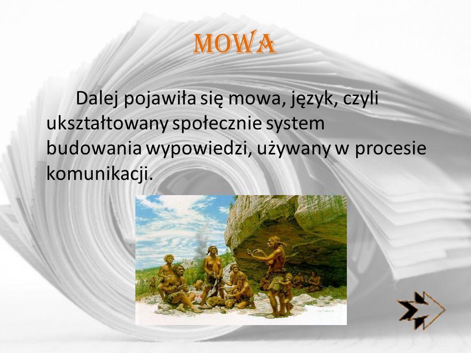 Sygna Ł y d Ź wi Ę kOWE W okresie kredy jaskiniowcy porozumiewali przesyłając informacje poprzez sygnały dźwiękowe.