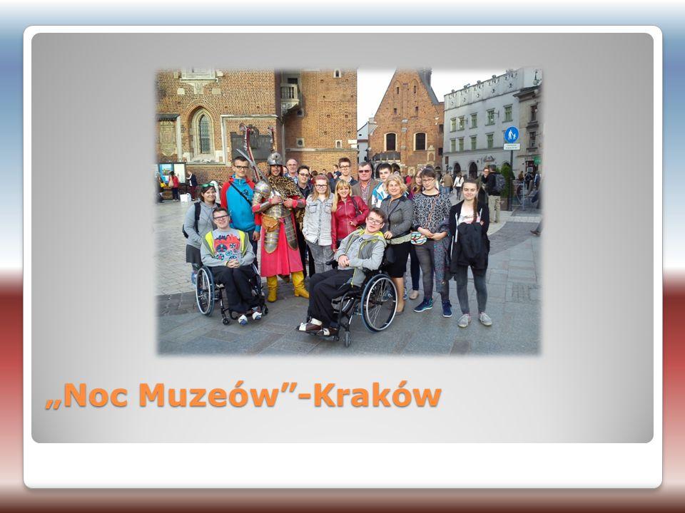 """""""Noc Muzeów""""-Kraków"""