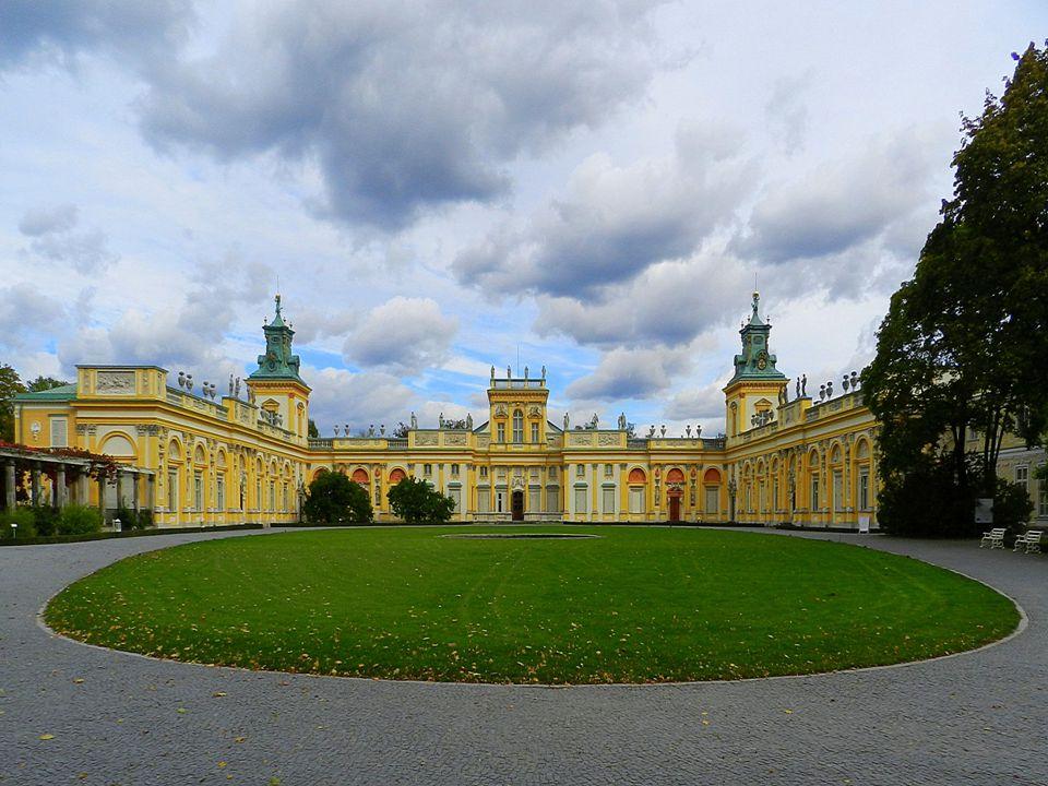 Łazienki Królewskie w Warszawie zespół pałacowo-parkowy w Warszawie założony w XVIII wieku z inicjatywy króla Stanisława Augusta Poniatowskiego.