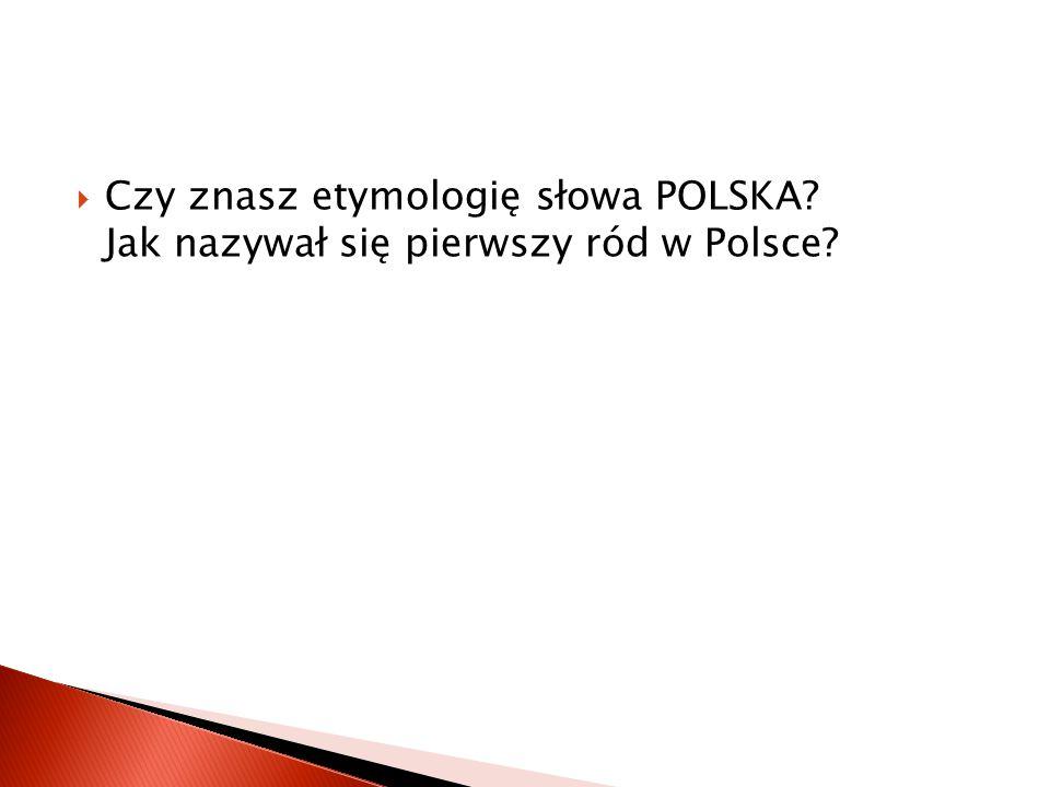  Pierwsza stolica Polski to…….
