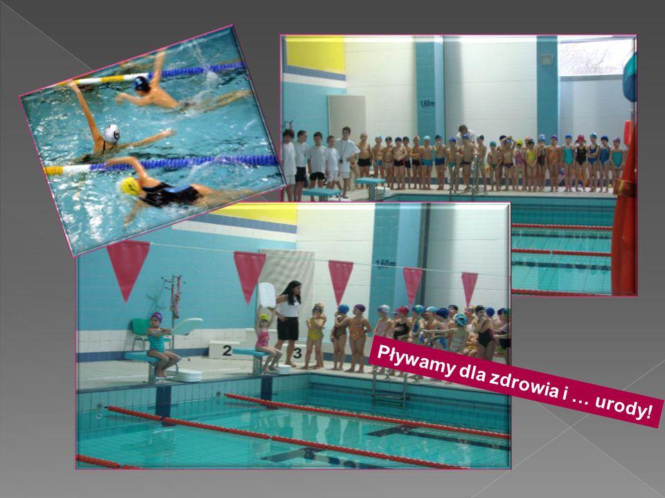 Pływamy dla zdrowia i … urody!