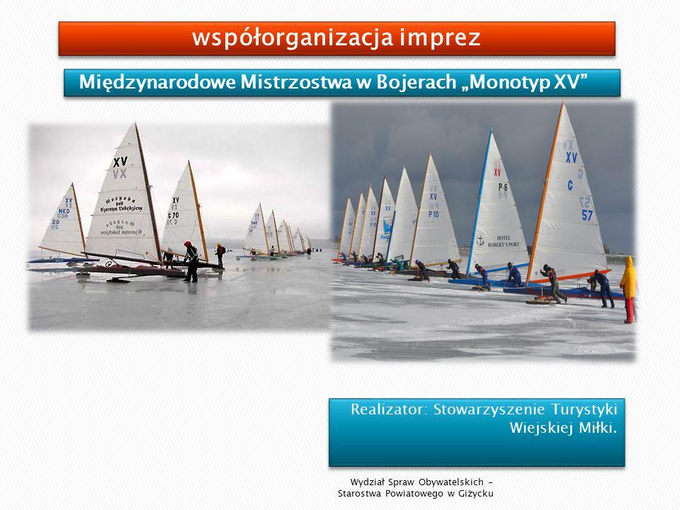 Realizator: Stowarzyszenie Turystyki Wiejskiej Miłki.