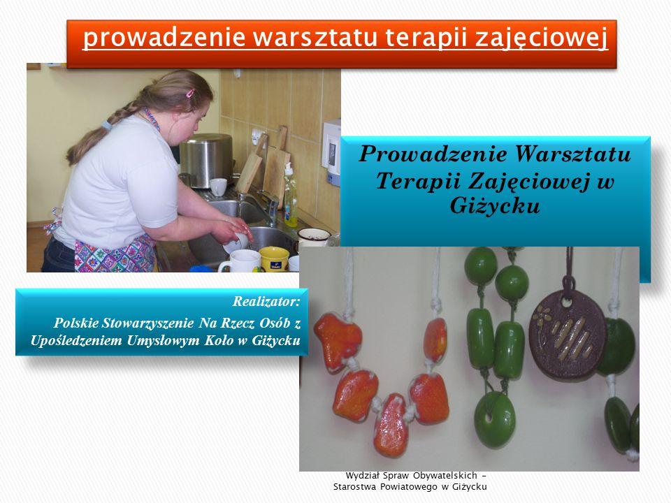 Fotografie: Starostwo Powiatowe w Giżycku Dom Św.