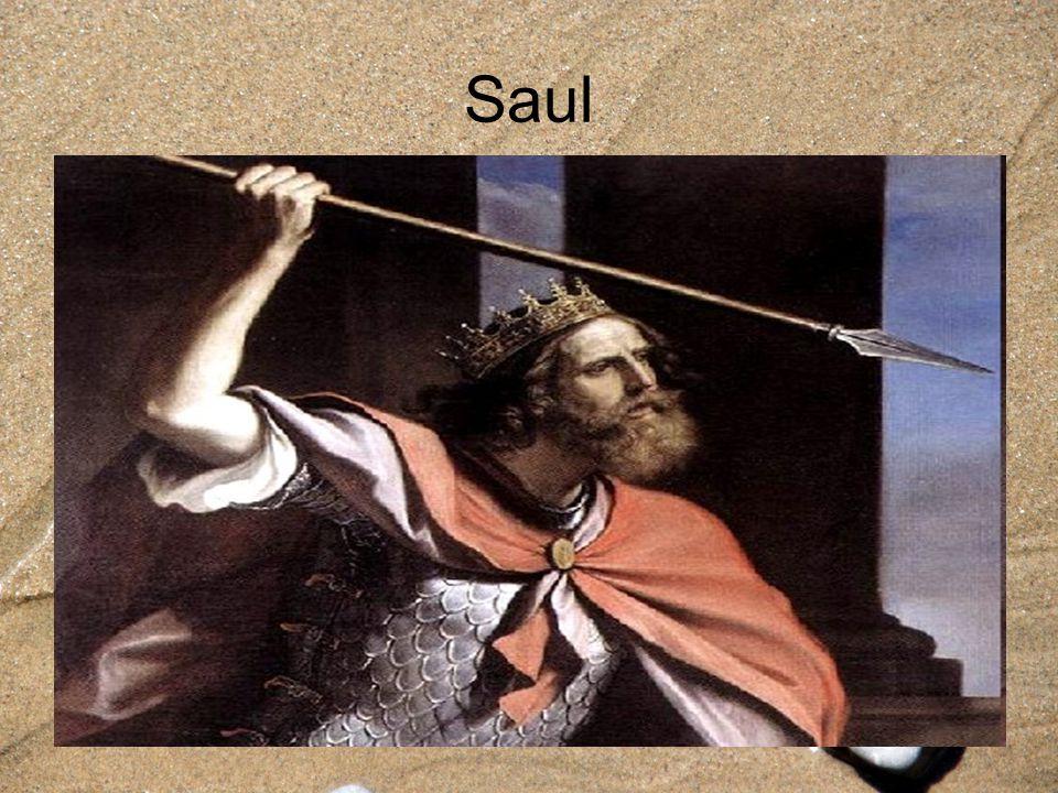 Dawid Następca Saula został Dawid (ok.