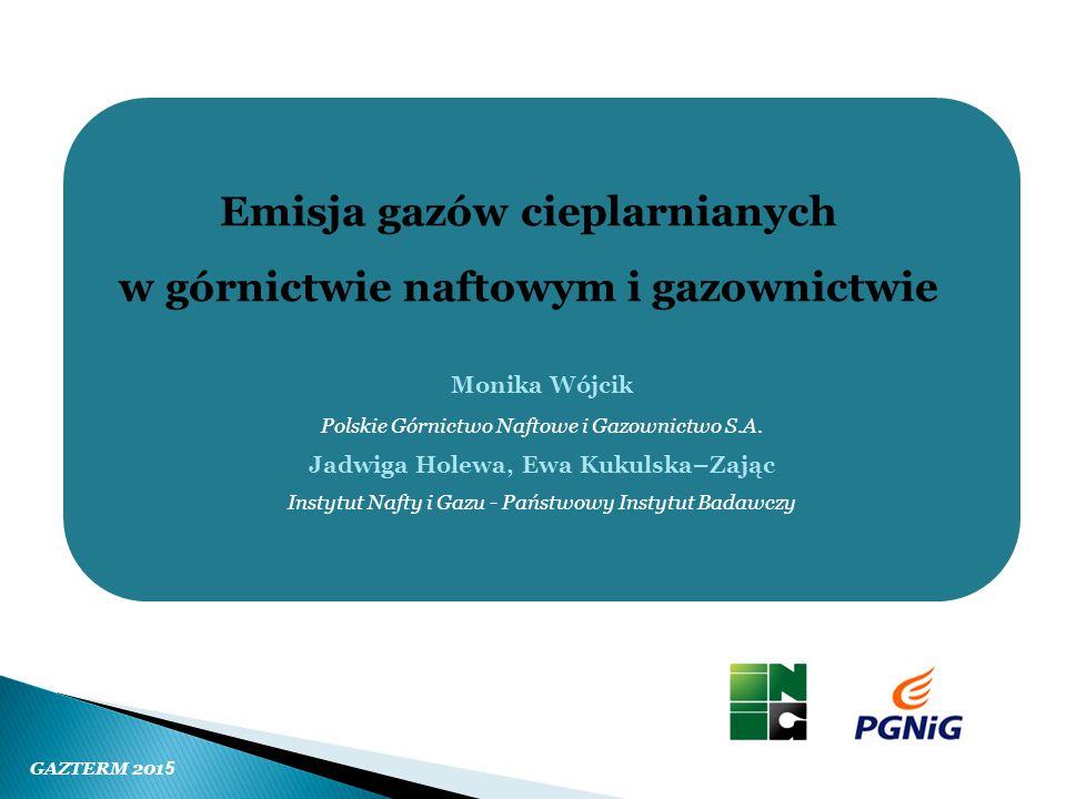 GAZTERM 201 5 2 / 20 I.Inicjatywy na rzecz ograniczenia emisji gazów cieplarnianych II.